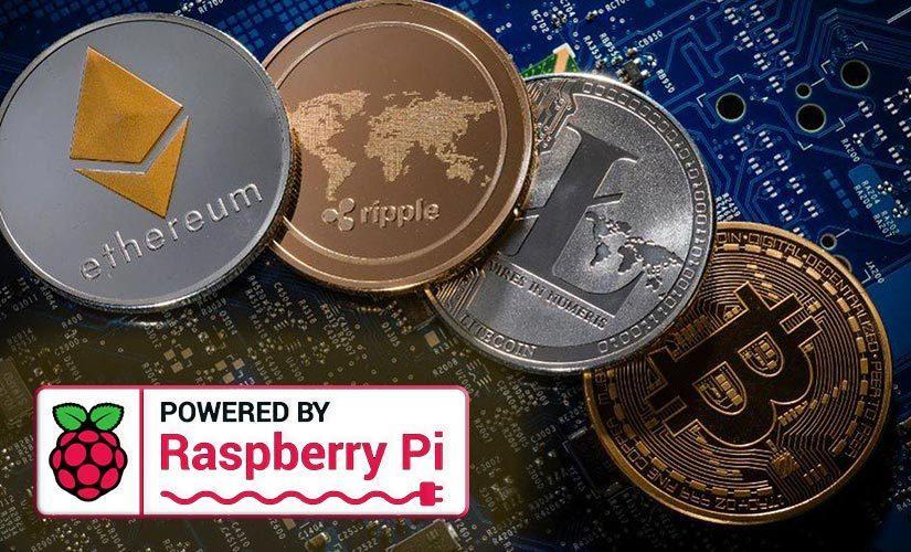 ¿Puedo ganar dinero minando criptomonedas con mi Raspberry Pi?