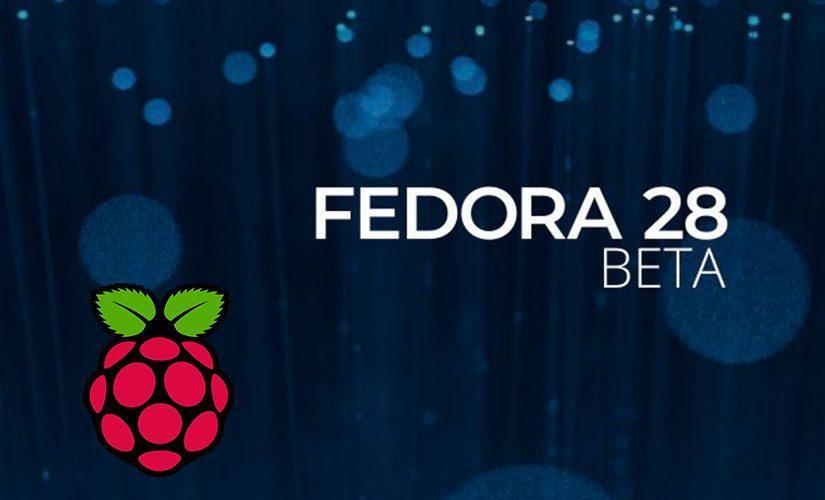 Lanzada la beta de Fedora 28
