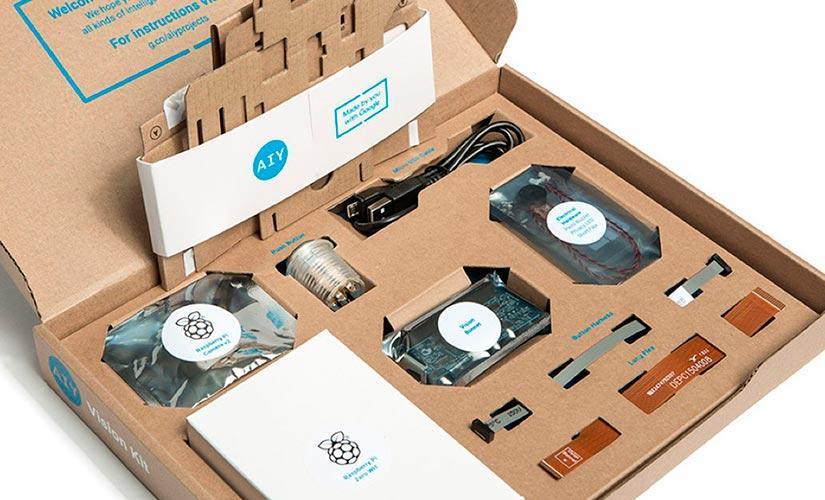 Kit DIY Google AIY