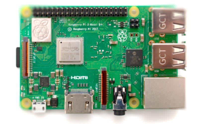 Raspberry Pi 3 Modelo B+