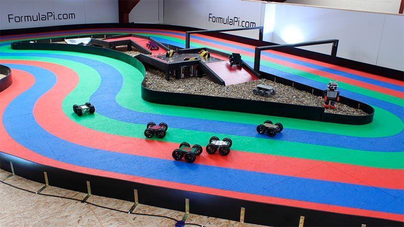 FormulaPi son las carreras de coches autonomos que no te esperabas