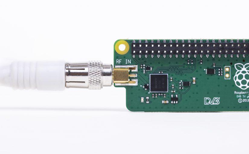 Sintoniza TDT en tu Raspberry Pi con esta placa GPIO