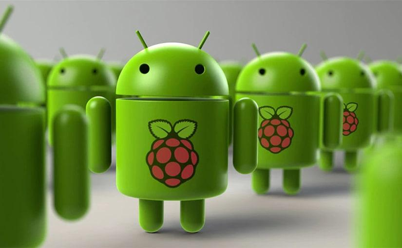 Android en Raspberry Pi esta más cerca gracias a este proyecto en Kickstarter