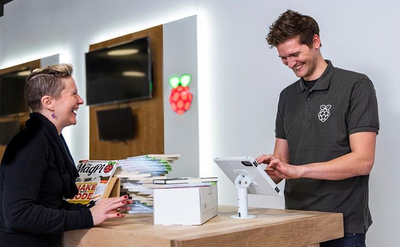 Abierta la primera tienda física de Raspberry Pi en Cambridge