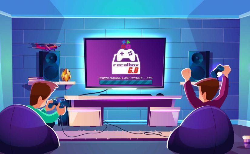Recalbox 6.0 es lanzado para disfrute de los jugadores retro