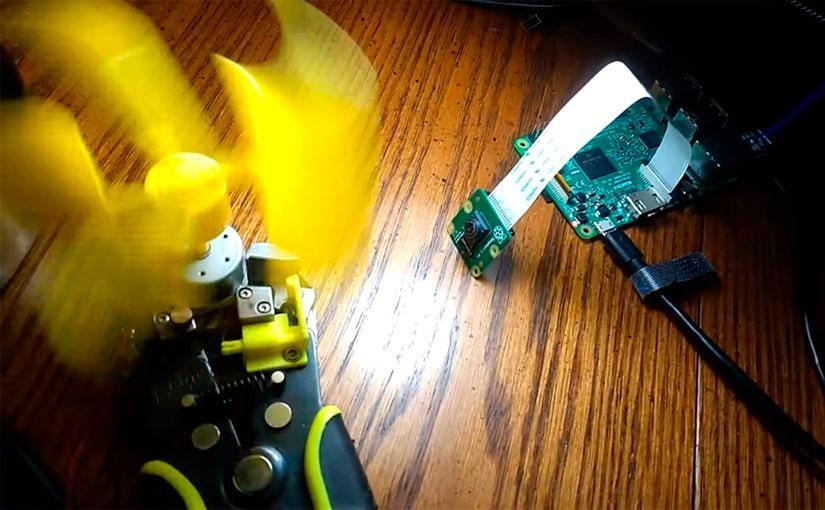 Graba vídeos a 660fps usando una Raspberry Pi