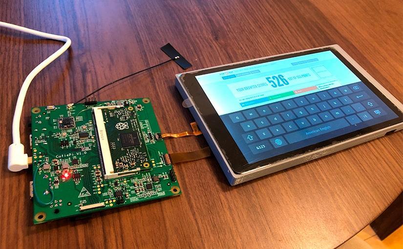 CutiePi, la tablet que tu mismo te puedes hacer con una Raspberry Pi