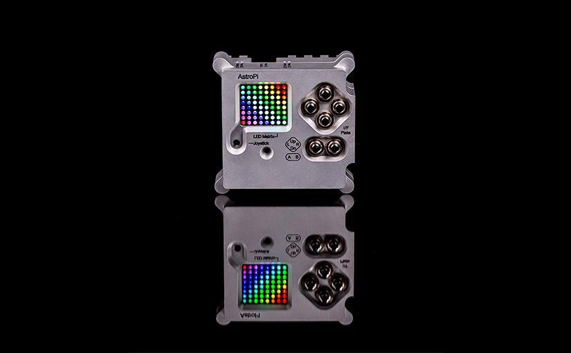 El European Astro Pi Challenge te permitirá ejecutar código fuente en la ISS
