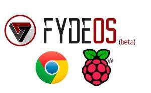 Logo de FydeOS