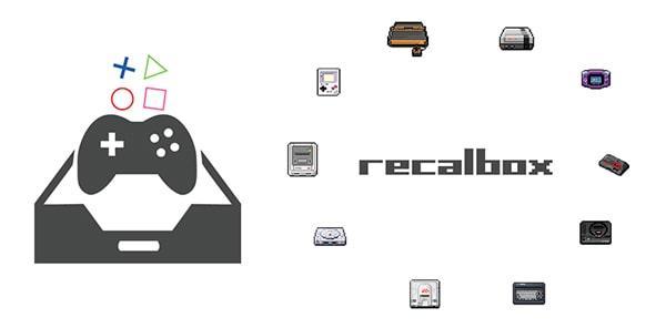 Logo de Recalbox