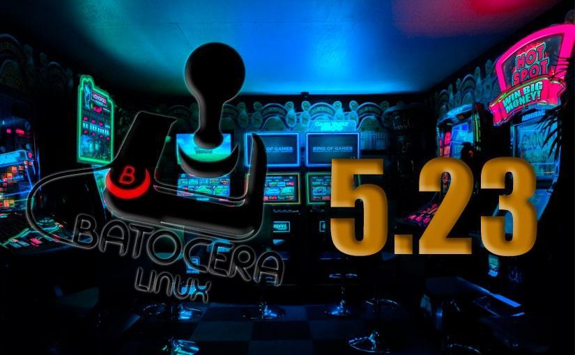 Logo de batocera.linux