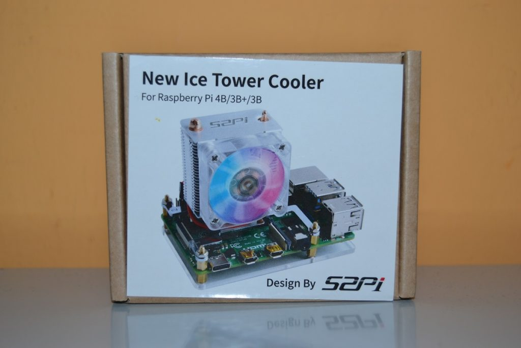 Caja del disipador Blink Blink Ice Tower Cooler