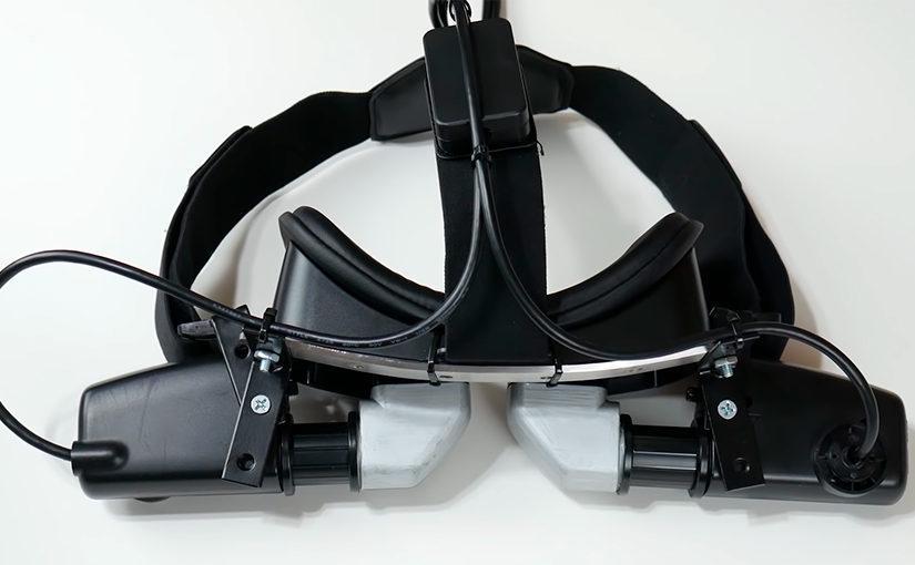 Crean unas gafas de realidad virtual con una Raspberry Pi 4