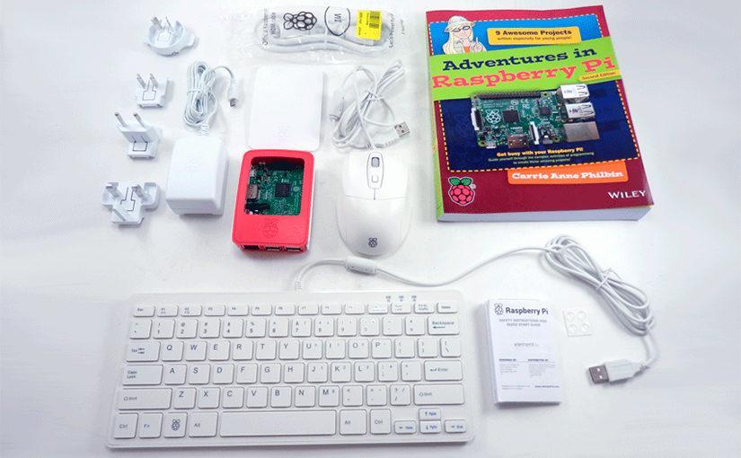 ¿Qué necesitas para empezar con la Raspberry Pi?
