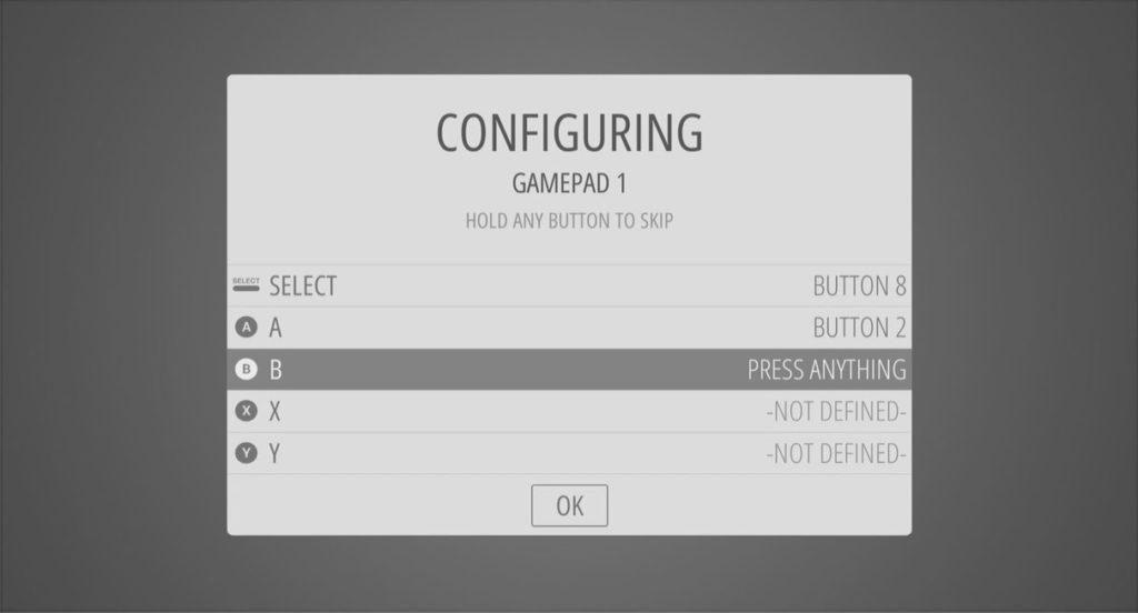 Asignando los botones de un mando en RetroPie