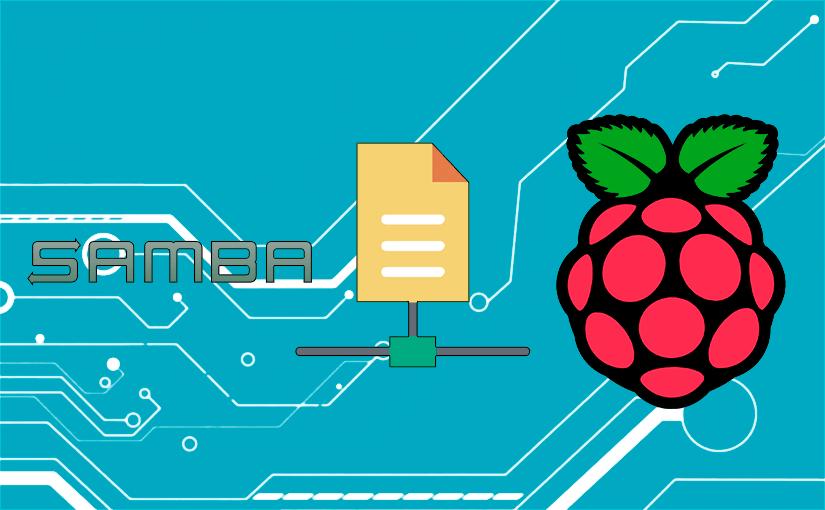 Compartiendo carpetas con Samba en una Raspberry Pi