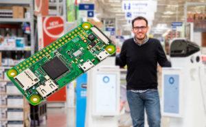Creador de los respiradores baratos fabricados con Raspberry Pi