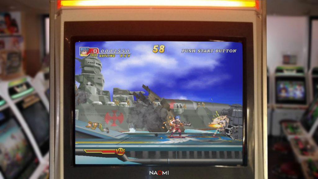 Jugando a Dolphin Blue de Naomi en Batocera para Raspberry Pi 4