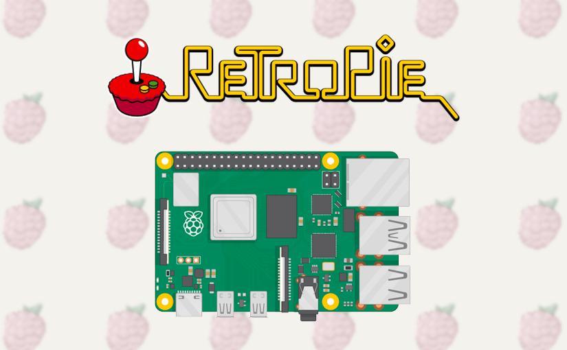 La Raspberry Pi 4B recibe RetroPie de forma oficial con la versión 4.6