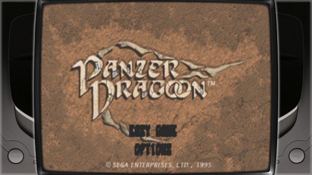Panzer dragon iniciandose en Batocer 5.26 para Raspberry Pi 4