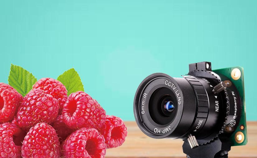 Raspberry Pi estrena una nueva cámara con un sensor de 12.3 megapixels