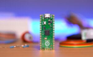 Imagen de la Raspberry Pi Pico