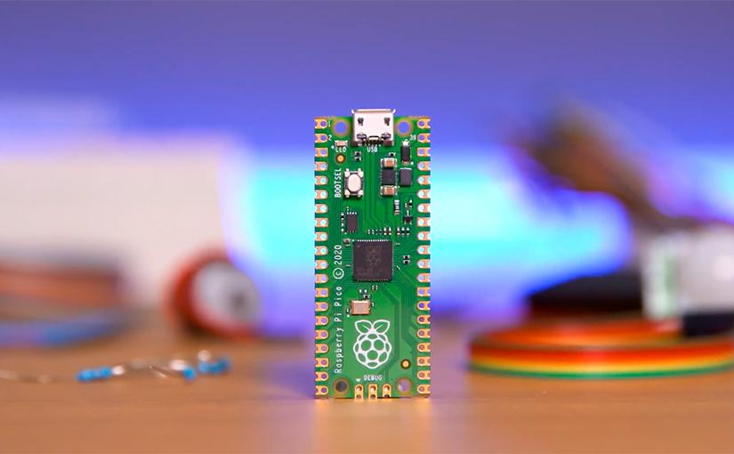 Raspberry Pi Pico es el nuevo microcontrolador de la Fundación Raspberry Pi